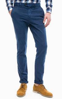 Хлопковые брюки чиносы Tommy Hilfiger