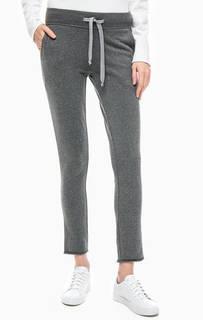 Однотонные трикотажные брюки Juvia