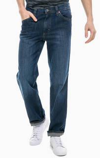 Синие джинсы со стандартной посадкой Mustang