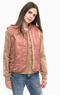 Легкая куртка бомбер с дополнительным жилетом Scotch&Soda