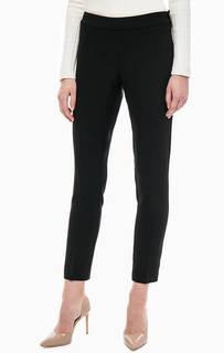 Укороченные черные брюки Gaudi