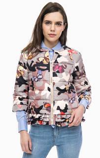 Куртка камуфляжной расцветки Gaudi