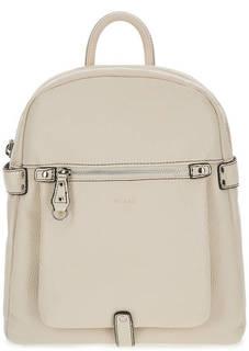 Рюкзак молочного цвета с узкими лямками Picard