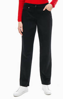 Базовые зауженные брюки из хлопка Gerry Weber