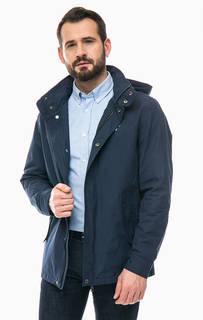 Легкая куртка со съемным капюшоном Gant