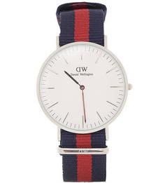 Часы с двухцветным браслетом Daniel Wellington
