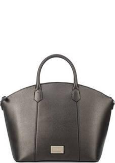 Вместительная сумка со съемным плечевым ремнем Emporio Armani