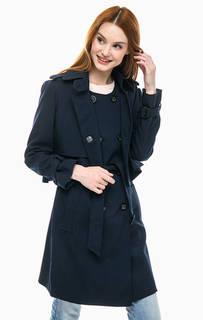 Темно-синяя куртка с удлиненным жилетом United Colors of Benetton