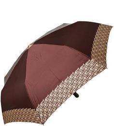 Складной зонт с куполом из сатина Doppler