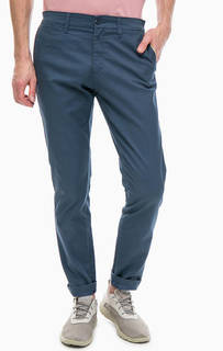 Серо-синие брюки чиносы Carhartt WIP