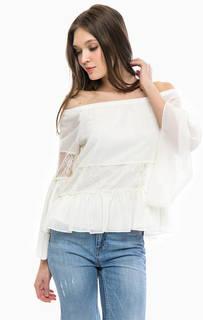 Блуза с расклешенными рукавами Liu Jo