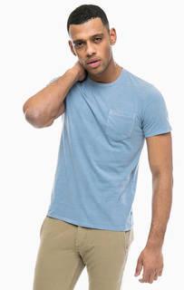 Однотонная футболка с карманом Dockers