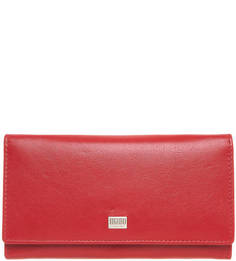 Кожаный кошелек с одним отделом для купюр Mano