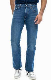 Расклешенные джинсы с низкой посадкой 527™ Slim Bootcut Levis®