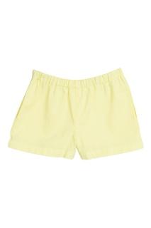 Джинсовые желтые шорты ENJOY Bonpoint