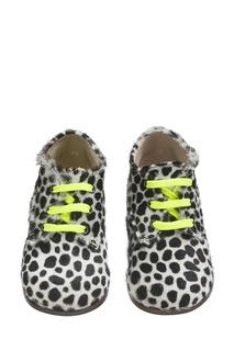 Кожаные ботинки LITJOYAUP Bonpoint