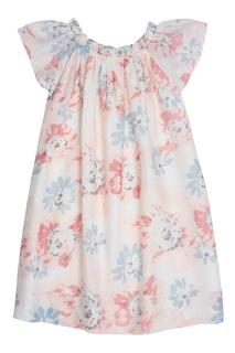 Платье CHARLOTT с принтом Bonpoint