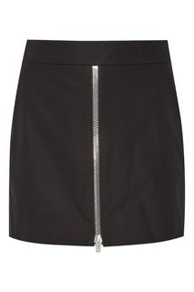 Черные шорты из хлопка Alexander Wang