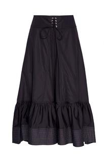 Хлопковая юбка 3.1 Phillip Lim
