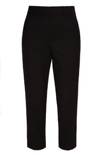 Черные классические брюки Mo&Co
