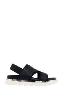 Черные сандалии Aqua Sandal Mens United Nude