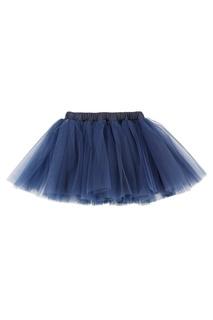 Синяя юбка-пачка Lisa&Leo