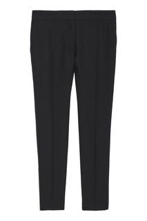 Укороченные брюки со стрелками Sandro