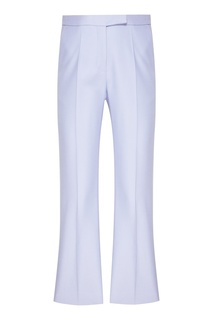 Лавандовые брюки со стрелками Sandro