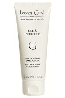 Гель для укладки волос с гибискусом, 100 ml Leonor Greyl