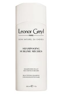Шампунь для Обесцвеченных или Мелированных  Волос, 200 ml Leonor Greyl