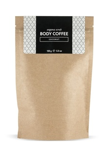 Аргановый скраб Body_Coffee Coconut, 150 g Huilargan