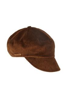Вельветовая кепка Prada