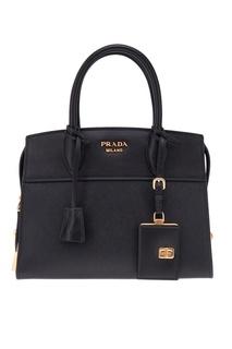 Кожаная сумка Esplanade Prada