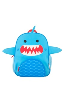 Детский рюкзак с акулой Zoocchini
