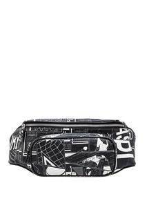 Поясная сумка из кожи Prada
