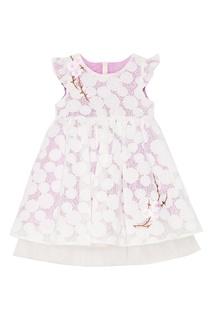 Пышное платье из гипюра Silvie Balloon and Butterfly