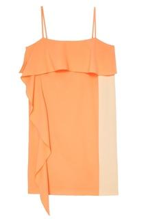 Платье с драпировкой Chapurin