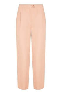 Бежевые широкие брюки Chapurin