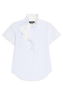 Хлопковая блузка с оборками Isabel Marant