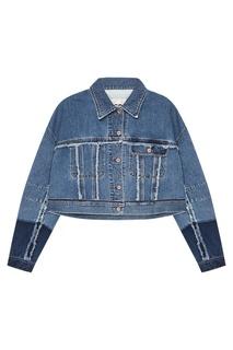 Короткая джинсовая куртка Kremi Acne Studios