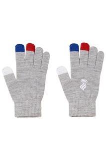 Перчатки с цветными деталями Zasport