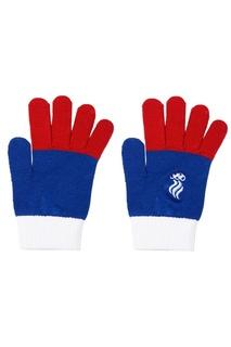Цветные перчатки Zasport