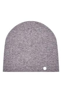 Серая меланжевая шапка Zasport