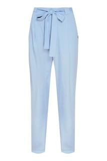 Голубые брюки с поясом Akhmadullina Dreams