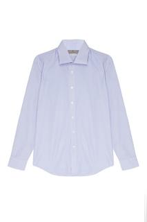 Хлопковая сорочка в полоску Canali