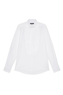 Белая сорочка из хлопка Dolce & Gabbana