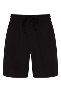 Черные шорты с карманами Zasport