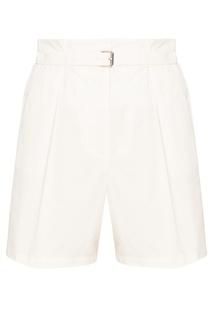 Белые шорты с поясом Max Mara Weekend