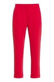 Розовые брюки на резинке P.A.R.O.S.H.