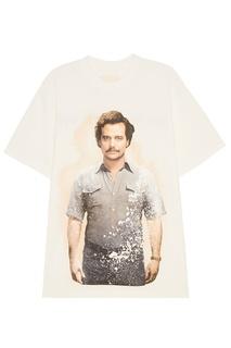 Белая футболка Pablo Ih Nom Uh Nit